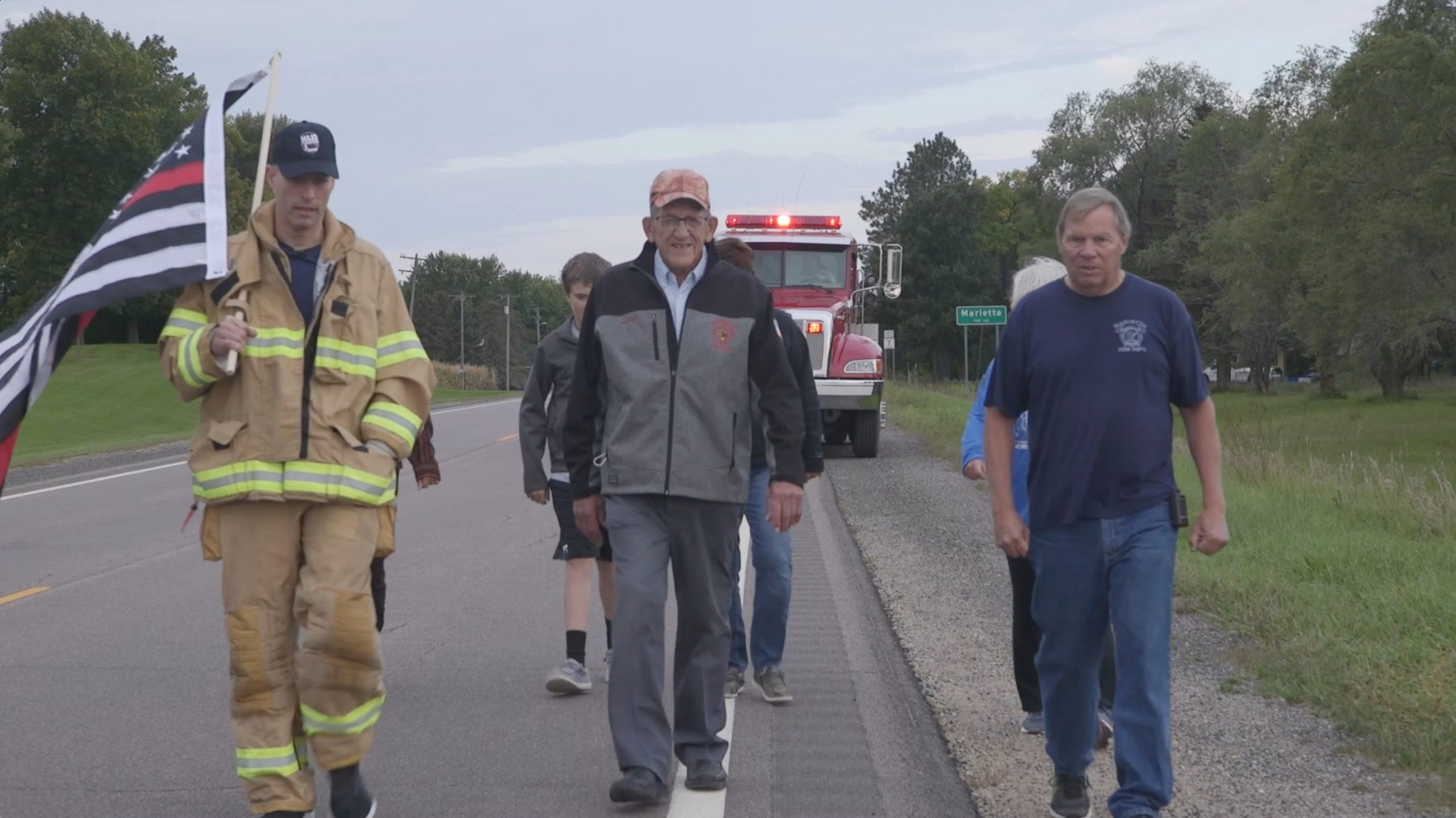 Doug Foote starting Miles for MnFIRE